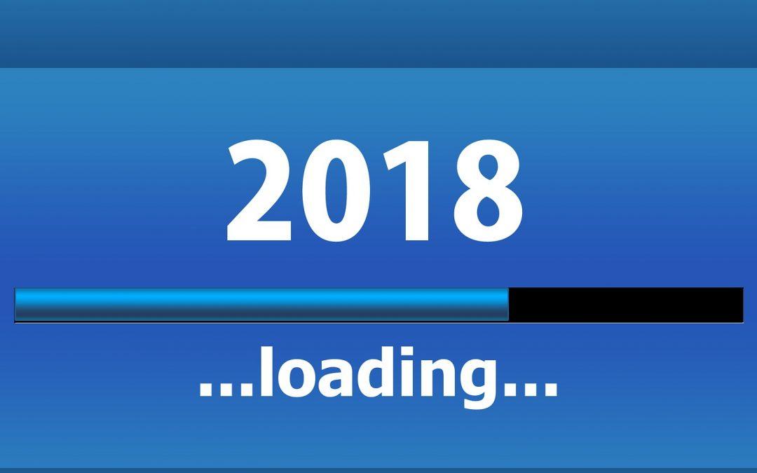 ¡FELIZ AÑO NUEVO!¡YA LLEGA EL 2018!