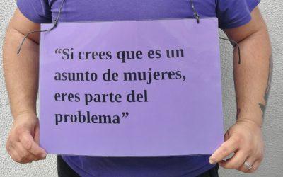 «SI NO LO VES, ERES PARTE DEL PROBLEMA» (VIOLENCIA DE GÉNERO 2019)